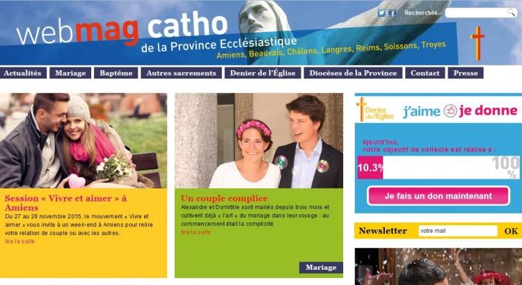 Le site webmgacatho
