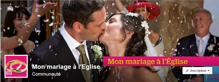 Mon mariage à l'Eglise