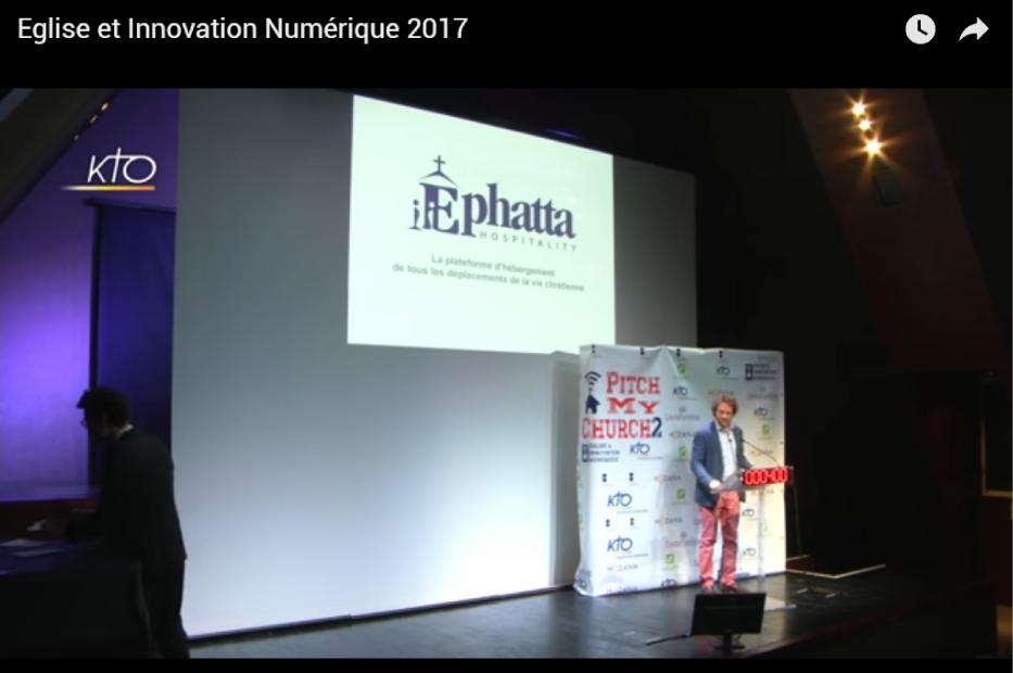 KTO : Eglise et Innovation Numérique 2017